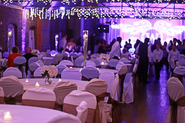 Special Notes Entertainment Agency: Event Lighting Package
