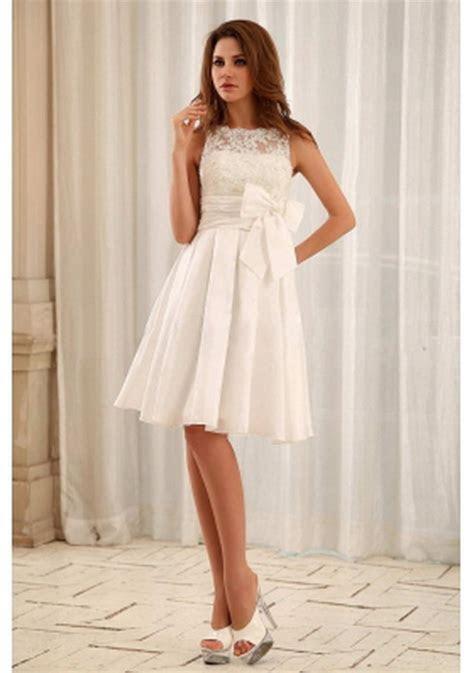 Cute short wedding dresses