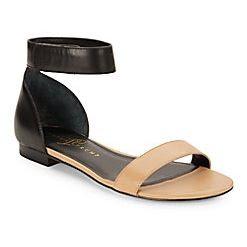 Ivanka Trump Sunny Bicolored Sandals