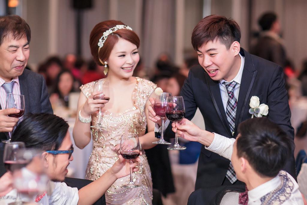 台北內湖麗庭 婚攝-IQ