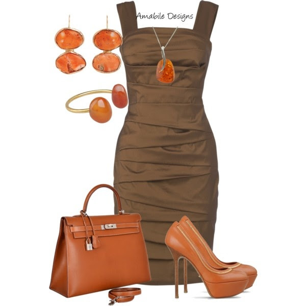 Fall Dinner, created by amabiledesigns on Polyvore#FallintoAutumn