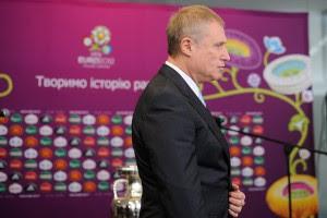 Суркис ушел из ФФУ чтобы стать главой UEFA?