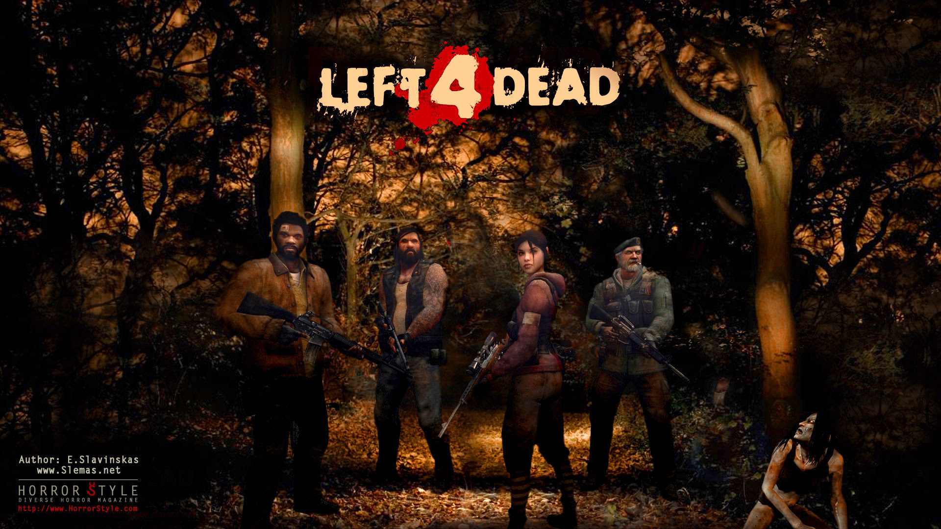 Left 4 Dead 2 Wallpaper 1920x1080 78966