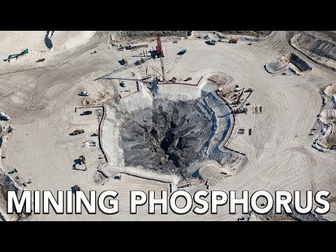 Battle Over Phosphate Mining