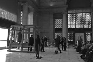 Asian Art Museum - NYE Bell Ringing view1
