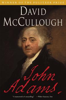 Image result for john adams david mccullough
