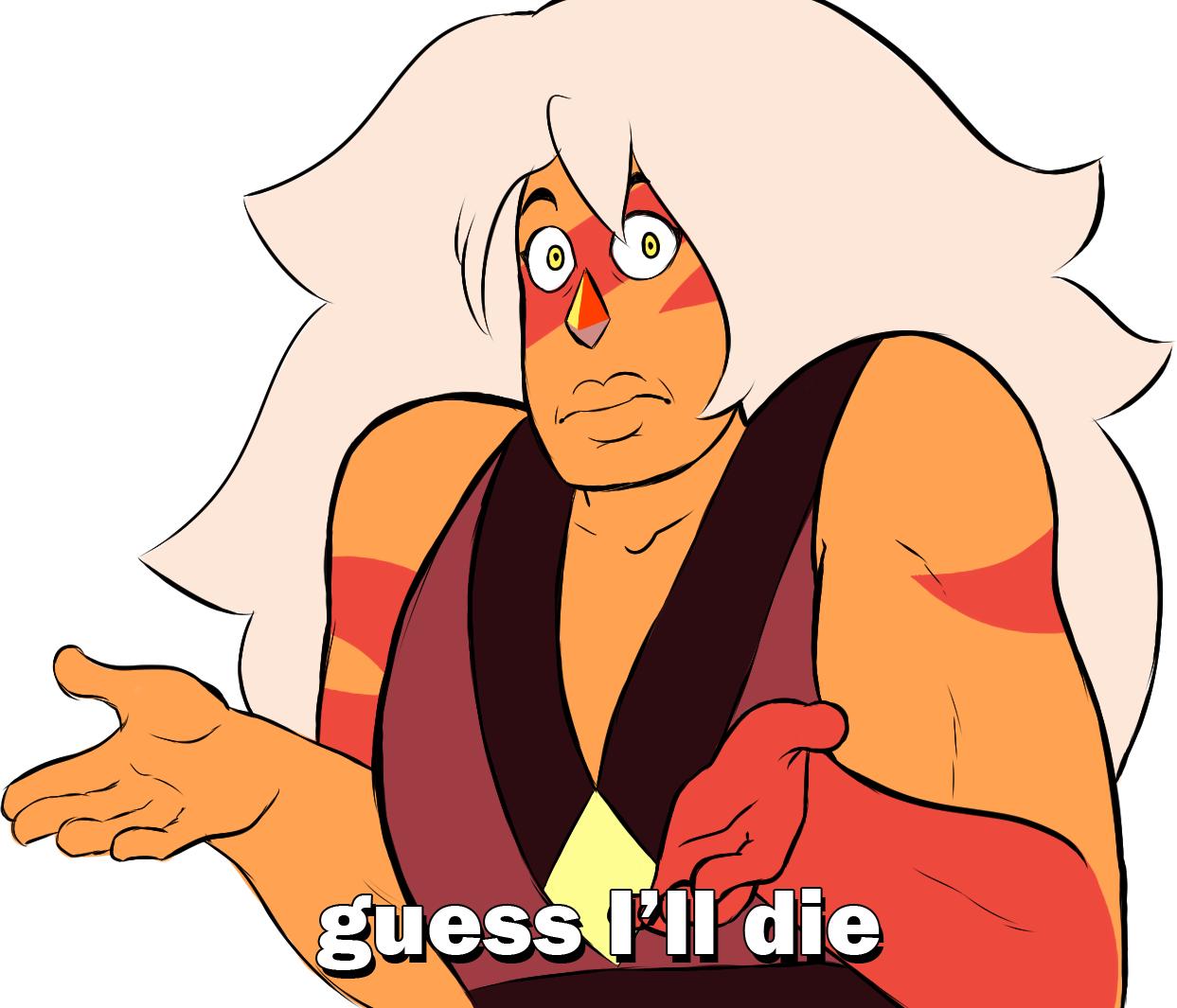 missing Jasper like