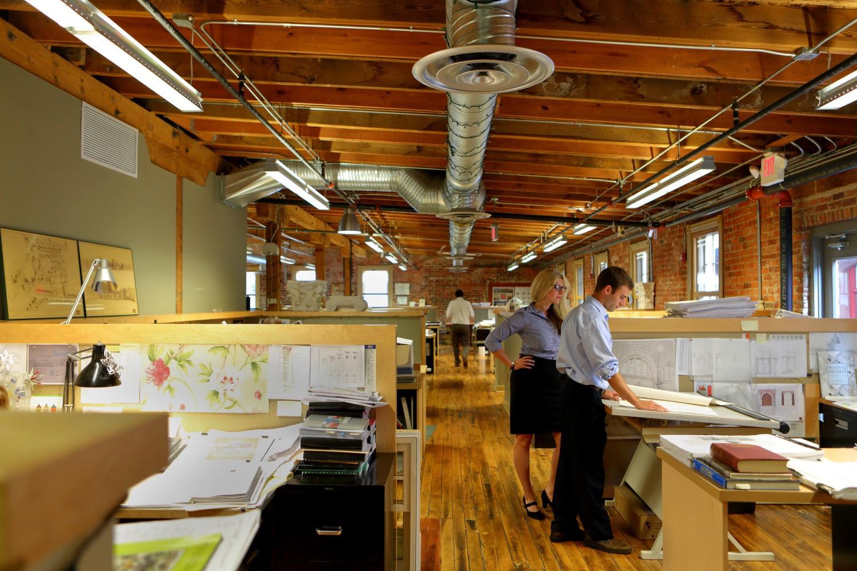 Team Glavé Holmes Architecture