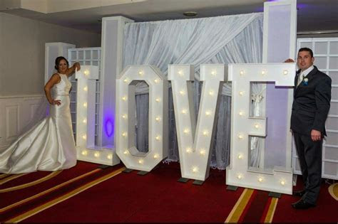 Tipperary   Light Up Letters   Weddings No1 Ireland 5ft