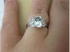 White gold Engagement Ring with Yellow Gold Wedding band?