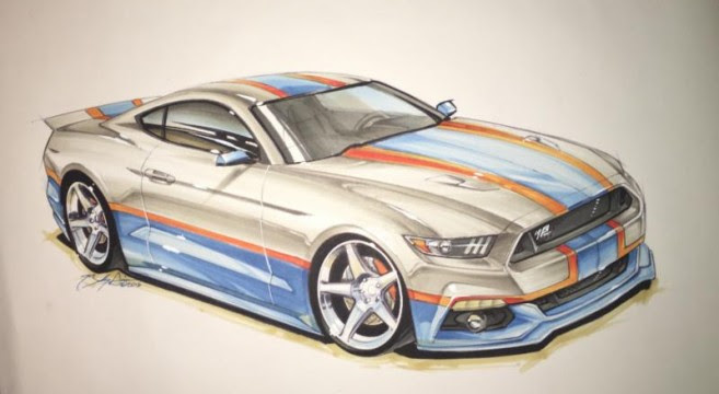 "2017 Mustang GT Silver ""King Edition"" Celebrates Richard Petty's"