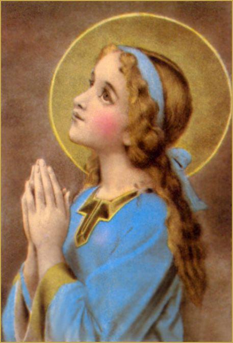 ΙΜΓ ST. ΜΑΡΥ ΑΝΝ of Jesus of Paredes