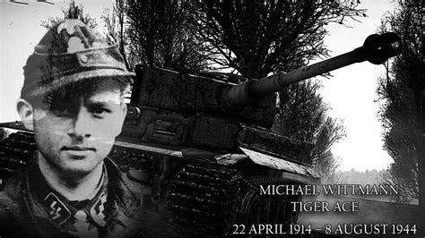 michael wittmann greatest tank ace learning history
