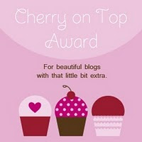 Cherry on Top Badge