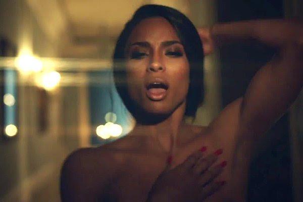 Ciara Dancing Naked in 'Dance Like We're Making Love' Video