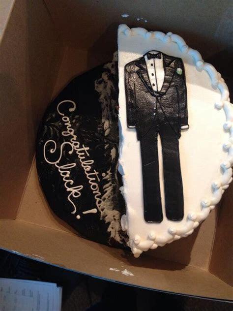 Blood, murder and black icing ? divorce cakes kick wedding