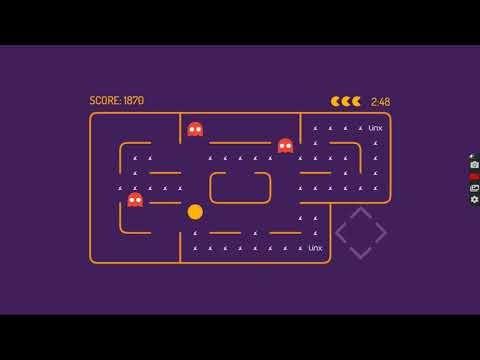 PAC MAN GAME - LINX