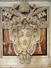 Escudo vaticano