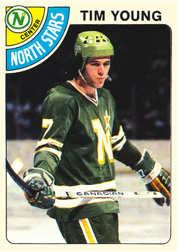 Tim Young North Stars