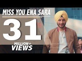 Miss You Ena Sara   Navjeet   Shera Dhaliwal   Bunny Singh   Latest Punjabi Songs 2019
