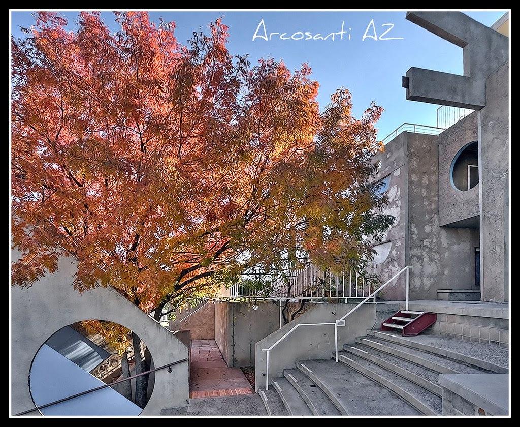 Arcosanti AZ