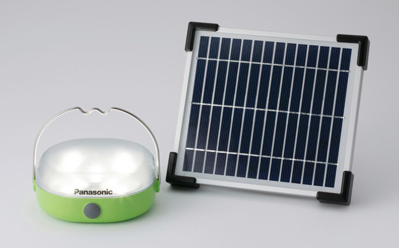 panasonic initiates 'cut out the darkness' solar lantern campaign