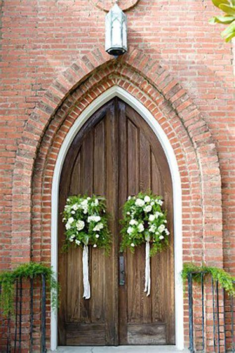 45 Breathtaking Church Wedding Decorations   Wedding