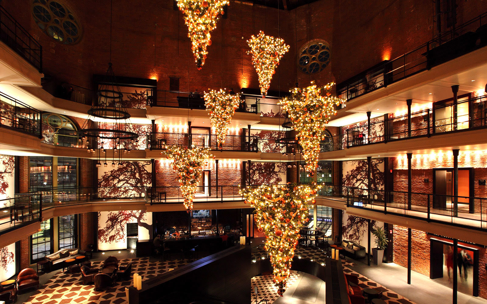 Image result for hotel christmas