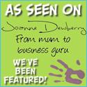 Joanne Dewberry - www.joannedewberry.co.uk - Dorset Business Mum Of The Year - Business Mum Guru