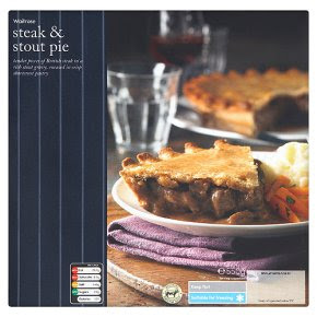 Waitrose steak & stout pie - Waitrose
