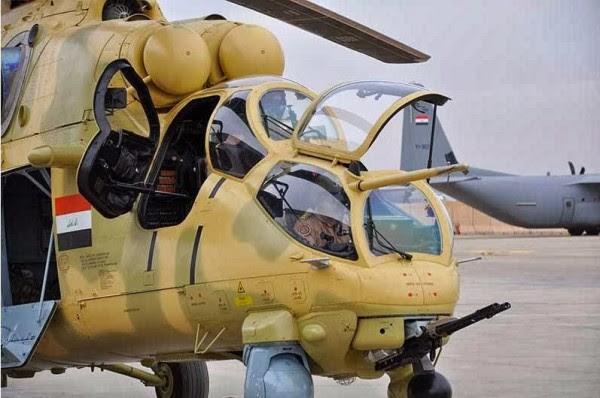 Mil Mi-35M Hind (Imagen: mdbp.org)