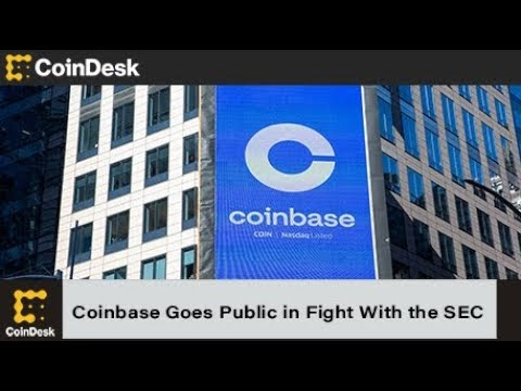 Coinbase Goes Public in Its Fight With the SEC | Blockchained.news Crypto News LIVE Media
