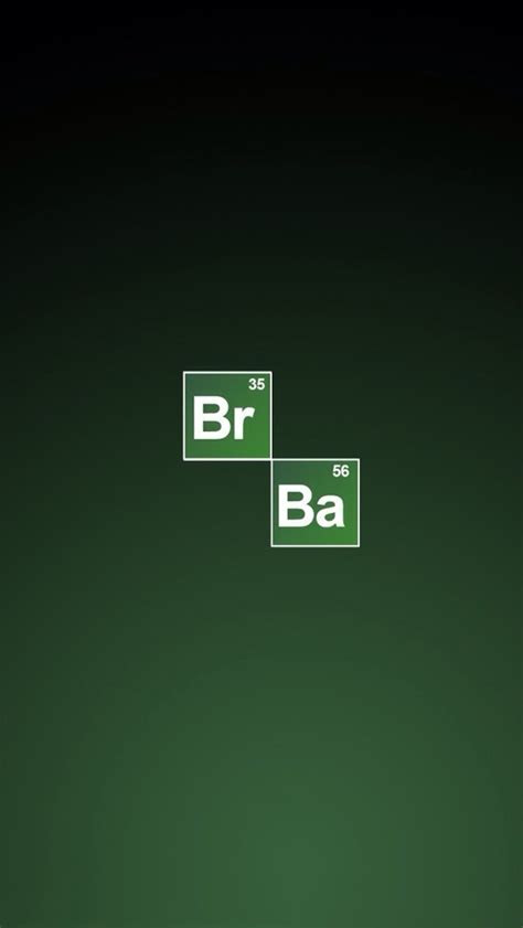 breaking bad periodic table elements logo iphone