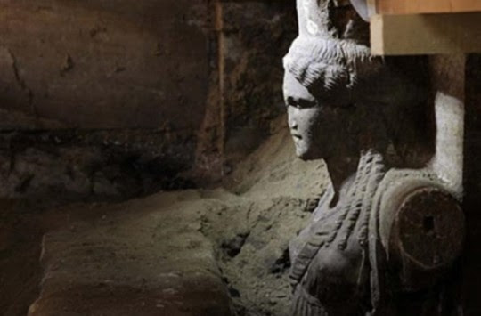 Αμφίπολη: Η επίσημη ενημέρωση για την πορεία των ανασκαφών