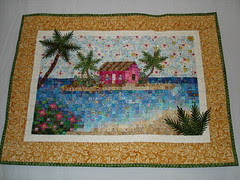 Beach House quilt