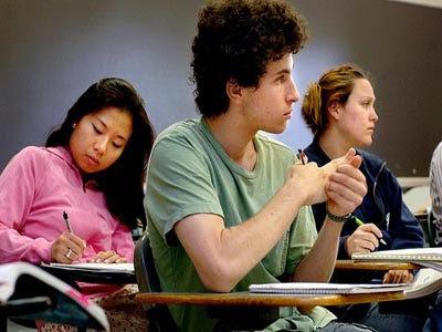 students, class, school, college