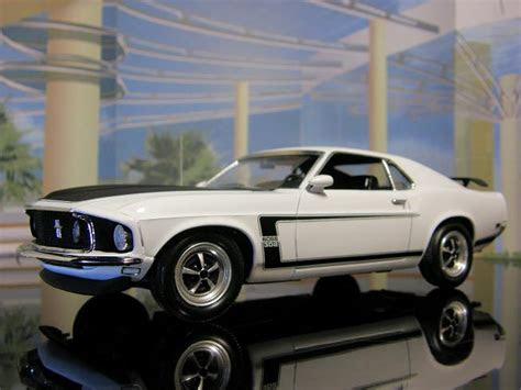 ford mustang boss  finescale modeler essential