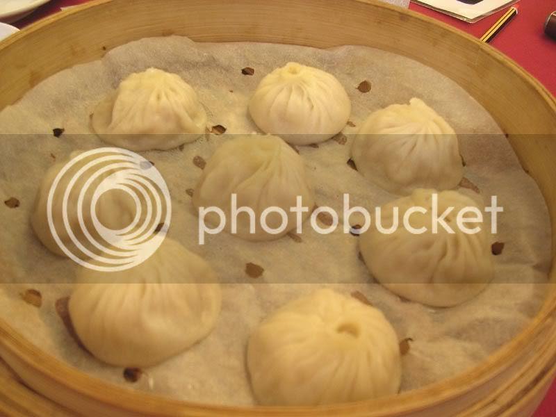 shanghai juicy meat dumpling