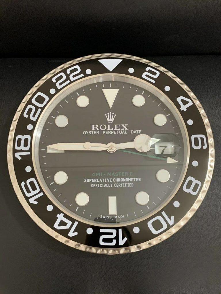 Rolex GMT-Master Wall Clock
