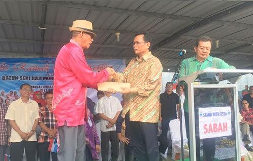 Dalam dua bulan Parti Warisan Sabah daftar 30,000 ahli
