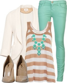loving this mint color