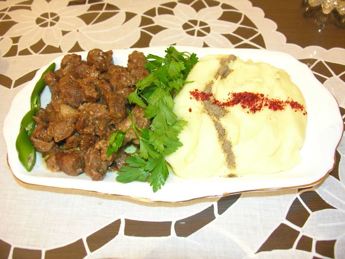 Sakızlı Kebap ( Bursa Mutfağı)