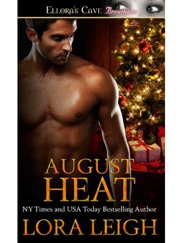 August Heat: 4 (Men of August) by Lora Leigh