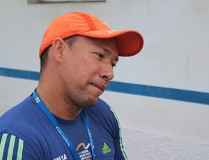 Rogério Lima, paratleta de RO (Foto: Daniele Lira)