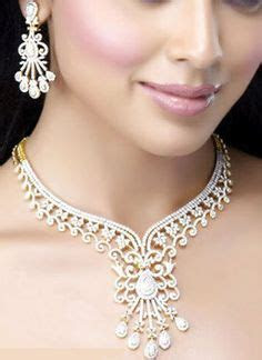 1000  images about Best Necklace for V Neck Wedding Dress