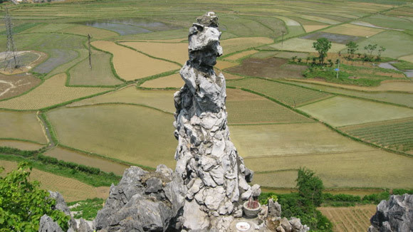 Dấu tích, ngàn năm, đất Việt, Vọng Phu, Tô Thị, Đào Dục Tú, Cổ Loa