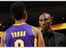 Kobe Bryant Refused To Sign Nick Young's adidas Shoes And