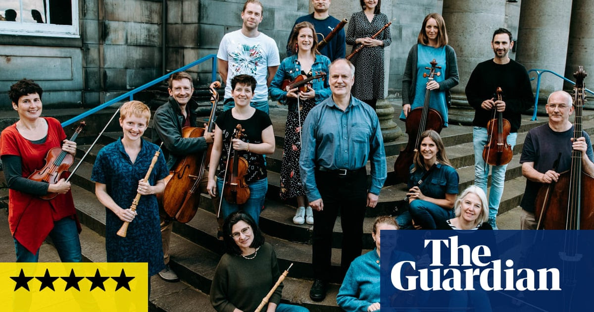 Bach: Ich Habe Genug review – as invigorating as a plunge into cold water