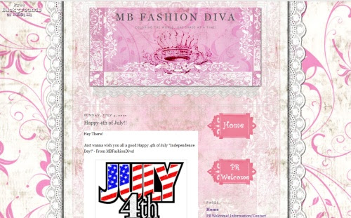 MB Fashion Diva
