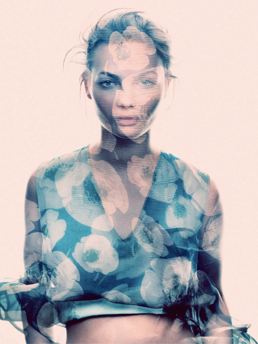 LE FASHION BLOG EDITORIALS SPRING SUMMER SHEER TREND ELLE SWEDEN DRIES VAN NOTEN SHEER FLORAL PRINT CROPPED TOP Varljus Moa Aberg By Andreas Sjoden Elle Sweden Summer 2013 Stylist Styled by Lisa Lindqwister Hair Rudi Lewis Makeup Ignacio Alonso 1